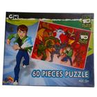 Zapak Games � Ben 10 Alien Puzzle (60 Pieces)