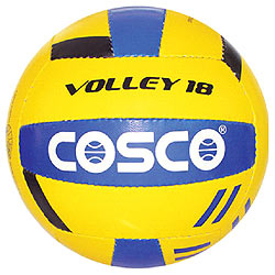 Attractive Cosco Volley 18 Volleyball (Size 4)<br>