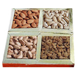 Dry Fruits to UK