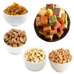 Fetching Combo Of Dry Fruits N Assorted Seet