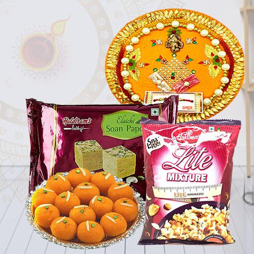 Remarkable Assortments Gift Combo for Pooja