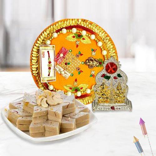Remarkable Gift Assortment for Pooja