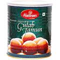 Gift of 1 Kg. Haldirams Gulab Jamun