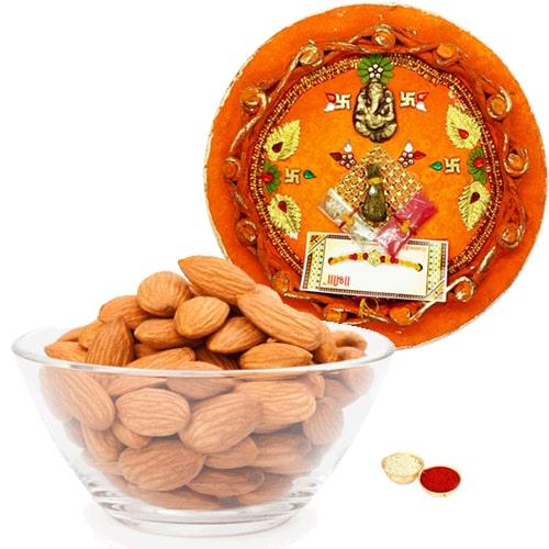 Delightful Rakhi Assemblage