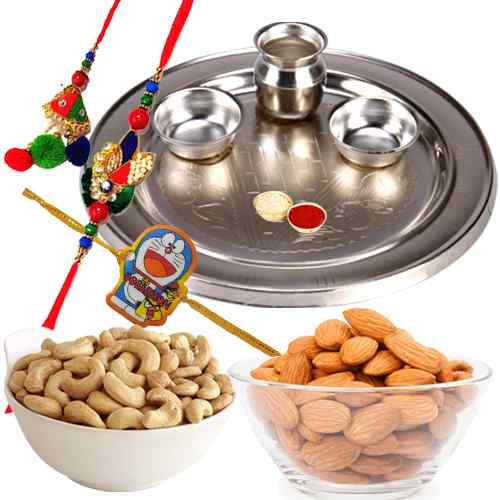 Rakhi Essentials in Profusion