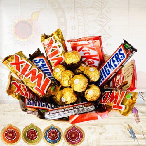 Amazing Chocolates Gift Hamper<br>