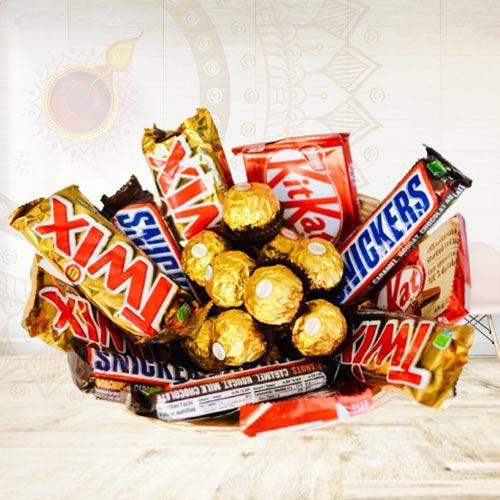 Yummy Chocolates Gift Hamper