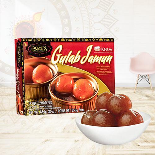 Tasty Gulab Jamun Gift Pack<br>