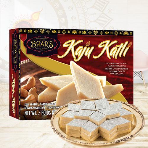 Delicious Kaju Katli<br>
