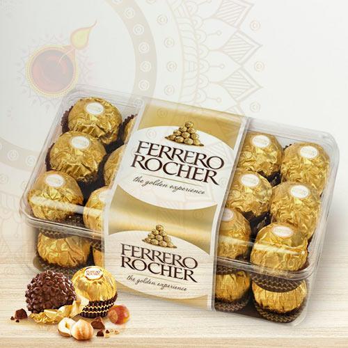 Yummy Ferrero Rocher Chocolate Box<br>