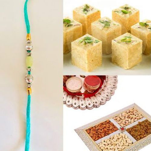 Special Assortment Gift Pack for Rakhi