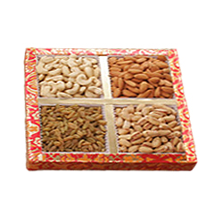 50 Gms. Dry fruits<br /><font color=#0000FF>Free Delivery in USA</font>