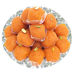 Wholesome Boondi Ladoo 250 Gms.