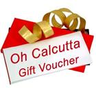Oh Calcutta Gift voucher Worth Rs. 1500