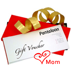 Attractive Gift Vouchers of Worth Rs. 1000 from Pantaloons