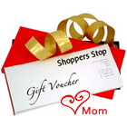 Attractive Gift Vouchers Worth Rs. 1000 from Shoppers Stop
