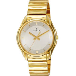 Smart Looking Best Wishes Men's Titan Watch