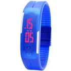 Outstanding LED Digital Unisex Watch in Assorted Colours