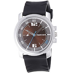 Attractive Water Resistant Round Dial Analog Watch Offered by Fastrack