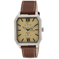 Remarkable Gents Wrist Watch from Titan