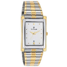 Handsome looking gents analog watch from Titan