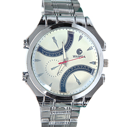Delightful Present of a stylish Silver Watch