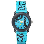 Appealing Blue and Black Coloured Watch for Kids from Titan Zoop