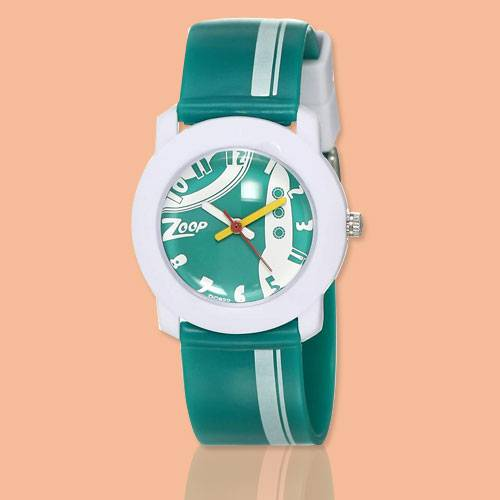 Exclusive Zoop Analogue Unisex Watch