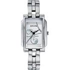 Designer silver ladies watch from Titan Sonata
