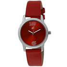 Attractive Red Coloured Ladies Watch from Titan Fastrack
