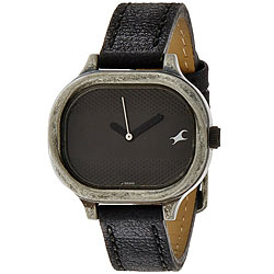 Smarty Metal-Head Analog Ladies Watch from Fastrack