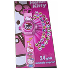 Greetings-to-Girlhood Hello Kitty Watch