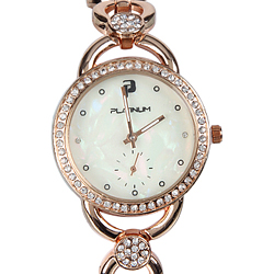 A Fabulous Womens Watch adorned  with Sparkling Stones