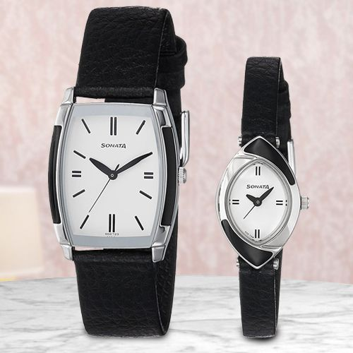 Remarkable Sonata Analog Unisex Watch