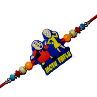 Attractive Winnie the Pooh Rakhi for Kids