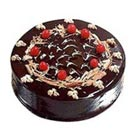 Send Tasty delicious dark Chocolate Truffle Cake to Kerala
