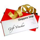 Send Shoppers Stop Gift Vouchers Worth Rs.1000 to Kerala