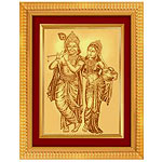 Send Portrait of Radha Krishna to Kerala